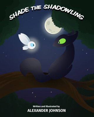 Shade the Shadowling Cover
